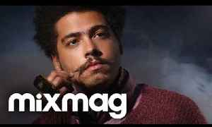 Seth Troxler Mixmag cover CD March 2014 [Video]