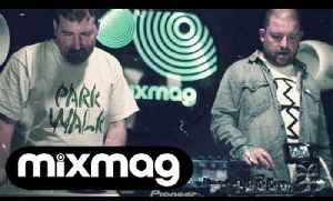 News video: THE 2 BEARS house / disco set in The Lab LDN
