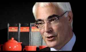 Alistair Darling on the world economy | The Economist [Video]
