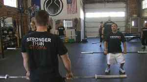 Recovering addicts find support and community at sober Phoenix gym [Video]