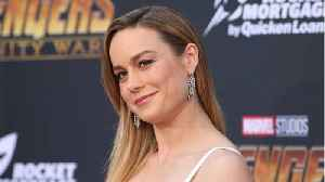 Brie Larson's 7-Picture Deal [Video]