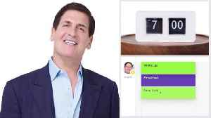 Everything Mark Cuban Does in a Day [Video]