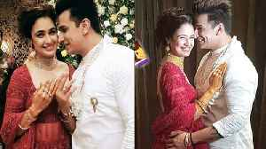 Prince Narula & Yuvika Chaudhary : Prince & Yuvika get ENGAGED; Watch video | FilmiBeat [Video]