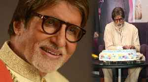 Amitabh Bachchan celebrates his birthday twice a year, here's why | FilmiBeat [Video]