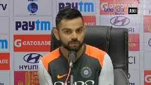 India vs West Indies 2018 : Windies Will Try And Come Back Strong : Virat Kohli | Oneindai Telugu [Video]