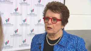 WEB EXTRA: Billie Jean King Speaks At Women's Foundation of Colorado Luncheon [Video]