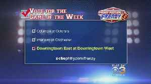 News video: Downingtown East @ Downingtown West Is This Week's Friday Football Frenzy Game Of The Week For October 12th