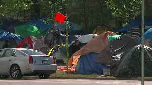 Relief In Sight For Some Mpls. Homeless Camp Residents [Video]