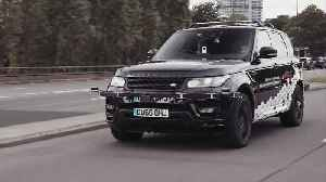 Self Driving Range Rover Sport - Land Rover [Video]