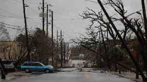 News video: Death Toll Rises as Michael Moves Along US Coast