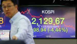News video: Market Sell-Off Spreads Overseas as Economic Worries Mount