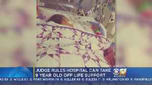 Judge: 9-Year-Old Texas Girl Can Be Removed From Life Support [Video]
