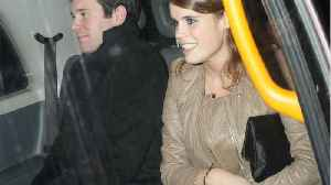 Princess Eugenie To Wed Friday [Video]