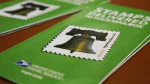 News video: USPS Proposes Stamp Price Increase From 50 Cents to 55 Cents