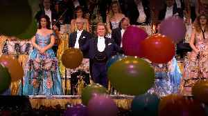 'Andre Rieu's 2019 New Year Concert From Sydney' Trailer [Video]
