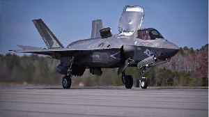 The Pentagon Grounds All F-35s After Crash [Video]