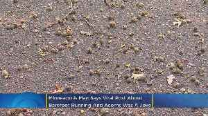 Viral Barefoot Runner Acorn Post Turns Out To Be Fake [Video]