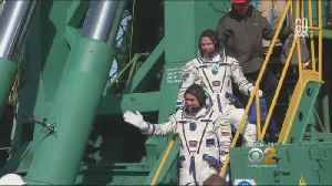 U.S., Russian Astronauts Survive Aborted Rocket Launch [Video]