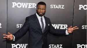 50 Cent Signs New Development Deal With Starz That Includes 3-Series Commitment [Video]