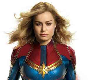 Captain Marvel's Brie Larson Denies She Signed Seven Picture Deal With Marvel [Video]
