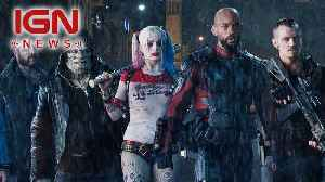 Suicide Squad 2: David Ayer Responds to James Gunn Directing Sequel [Video]