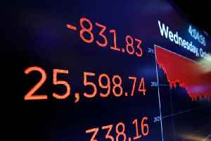 Dow Down Over 1,000 Points Over Two-Day Span [Video]