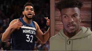 Timberwolves Cancel Practice After Jimmy Butler Cusses Out Karl Anthony Towns [Video]