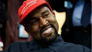 News video: Kanye Says Trump Makes Him Feel Like A Superhero