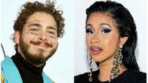 News video: Why Cardi B And Post Malone Aren't Up For New Artist Grammy