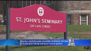 Boston Cardinal Expands Review Of Seminary Abuse Allegations [Video]