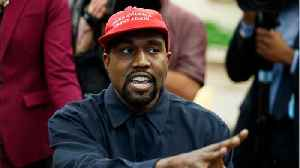 News video: Kanye West's Meeting With Trump Televised