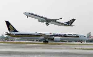 News video: The World's Longest Passenger Airplane Flight Launches