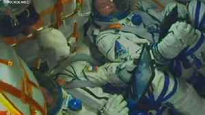 Russian Soyuz Spacecraft Made Emergency Landing [Video]