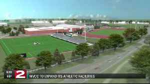 MVCC to improve its athletic facilities [Video]