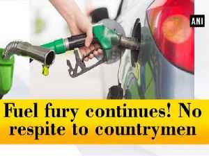 Fuel fury continues! No respite to countrymen [Video]