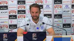 Watch your mouth! Southgate bemused on microphone swearing issue ahead of Croatia clash [Video]