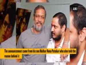 Nana Patekar exits 'Housefull 4' [Video]