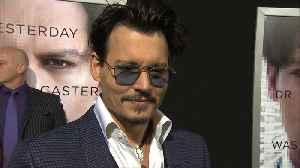 Johnny Depp 'felt bad' for J.K. Rowling over casting backlash [Video]