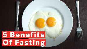 Intermittent Fasting May Help You Live Longer [Video]