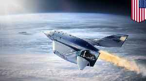 Virgin Galactic could launch spacecraft 'within weeks' [Video]