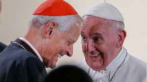 Pope Accepts Embattled DC Cardinal's Resignation [Video]