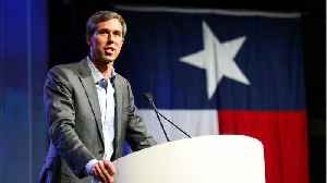 Texas Democrat Beto O'Rourke Raised More Money This Quarter Than Any Senate Candidate [Video]