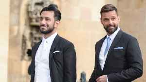 Ricky Martin's PResence At Royal Wedding Shocked Guests [Video]