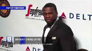 50 Cent Signs up to $150 Million Deal With Starz [Video]
