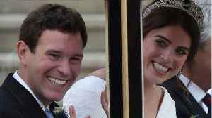 Princess Eugenie Shocks With Wedding Fashion Choices [Video]
