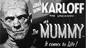 Original 'The Mummy' Poster Expected To Earn Big Bucks At Auction [Video]