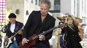 Singer Lindsey Buckingham Sues Fleetwood Mac Bandmates [Video]