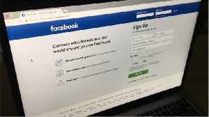 News video: Hackers Stole Millions of Facebook Users' Personal Data