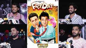 Friday Public Review | Govinda | Varun Sharma | FilmiBeat [Video]
