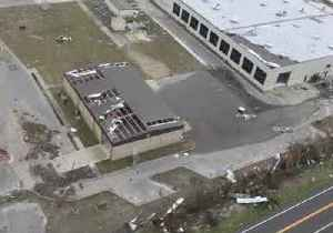 Aerial Footage Shows Florida Air Force Base Damaged by Hurricane Michael in Panama City [Video]